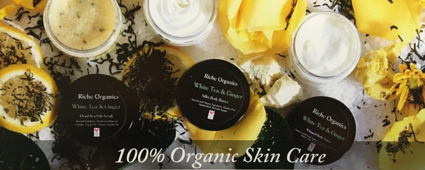 Riche Organics Now Available at all Heavenly Massage Locations!