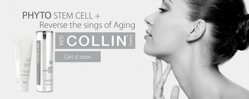 NOW OFFERING G.M. COLLIN CLINICAL TREATMENTS AND PEELS!