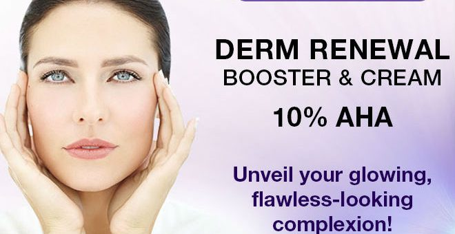 JUST IN: GM COLLIN DERM RENEWAL CREAM & BOOSTER